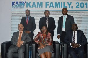 Trade talks with the Kenya Association of Manufacturers (KAM)